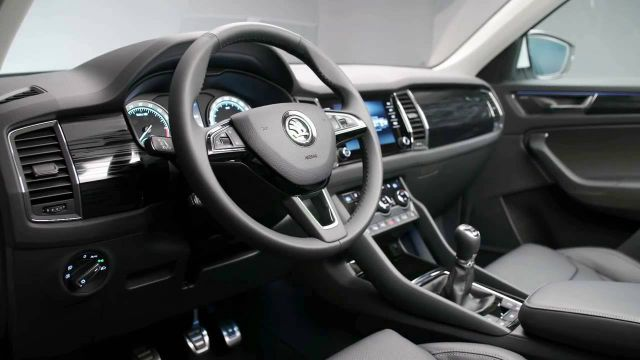 2018 Skoda Kodiaq interior - 2019 and 2020 New SUV Models
