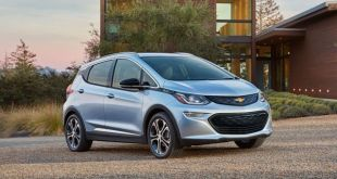 2019 Chevy Bolt Electric SUV front