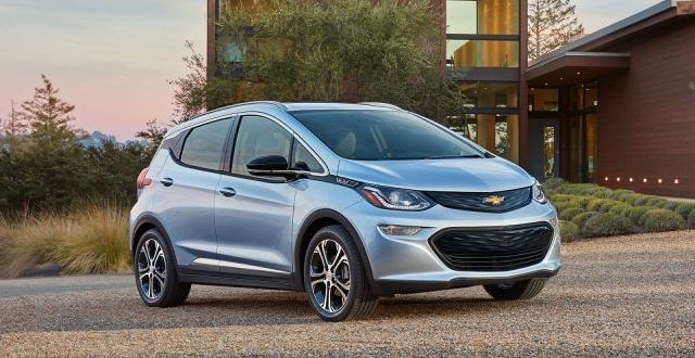 2021 Ford Escape Models And All Prices >> 2019 Chevy Bolt Electric SUV Latest Info - 2019 and 2020 ...