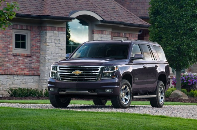 2019 Chevy Suburban Diesel, Changes