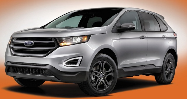 2019 Ford Edge Release date, Refresh - 2019 and 2020 New ...