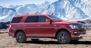 2019 Ford Expedition side view