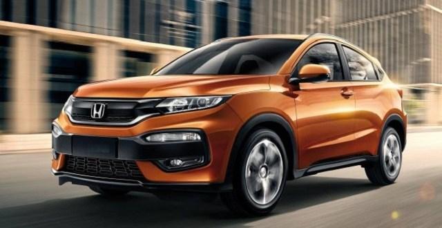 2019 Honda HR-V Redesign, Changes - 2019 and 2020 New SUV Models