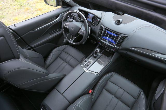2019 Maserati Levante interior - 2019 and 2020 New SUV Models