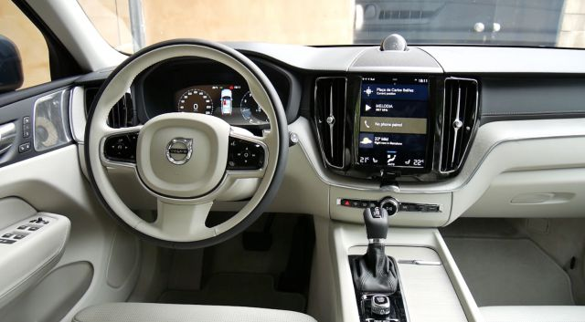 2019 Volvo XC40 interior - 2019 and 2020 New SUV Models