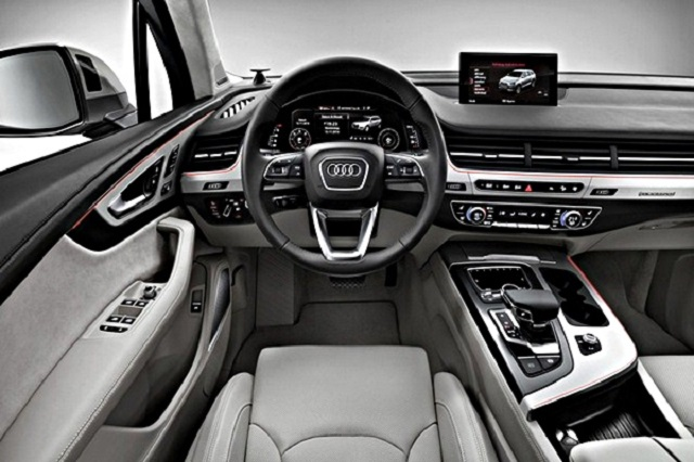 2019 audi q8 interior - 2019 and 2020 New SUV Models
