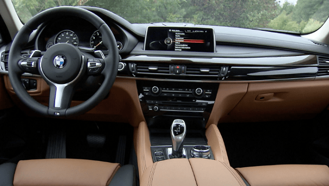 2019 Bmw X6 Interior 2019 And 2020 New Suv Models