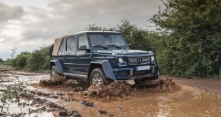2018 Mercedes-Maybach G650 front