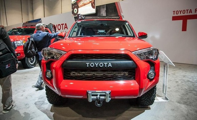 2018 Toyota 4runner Trd Pro Review Colors 2019 And 2020