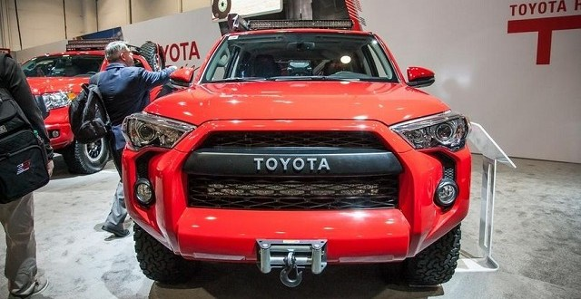 2018 Toyota 4Runner TRD Pro Review, Colors - 2019 and 2020 ...