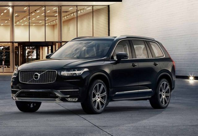 2018 Volvo Xc90 T8 Hybrid Mpg Specs 2019 And 2020 New