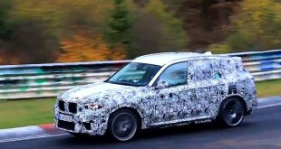 2019 BMW X3M side view