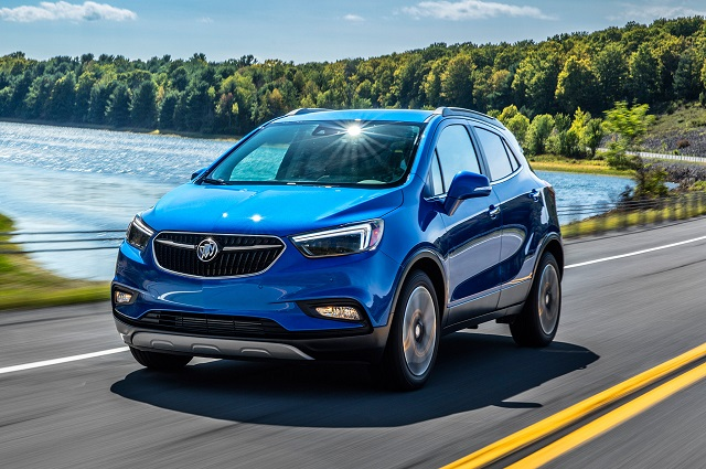 2019 Mercedes-Benz GLE: Changes, Redesign, Price >> 2019 Buick Encore Redesign, Price - 2019 and 2020 New SUV ...