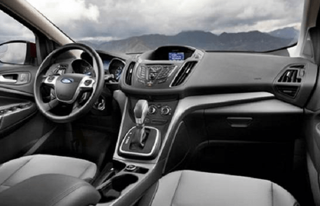 2019 Ford Escape Hybrid interior - 2019 and 2020 New SUV Models