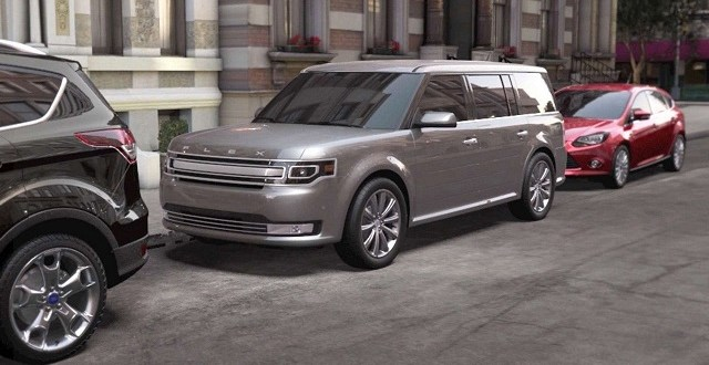 2019 Ford Flex Release date, Concept - 2019 and 2020 New SUV Models