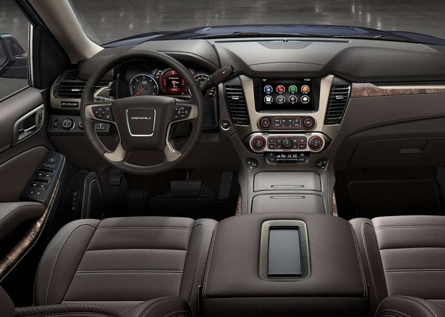 2019 Gmc Yukon Interior 2019 And 2020 New Suv Models