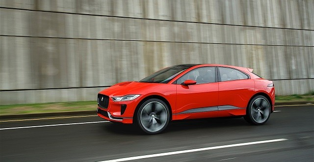 2019 Jaguar I-Pace EV Release date - 2019 and 2020 New SUV Models
