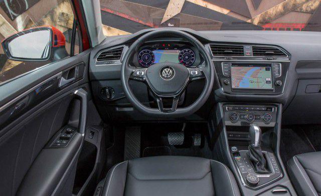 2019 VW Tiguan Interior