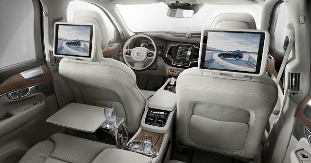 2019 Volvo XC90 interior - 2019 and 2020 New SUV Models