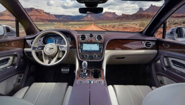 2019 bentley bentayga plug in hybrid interior