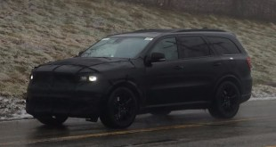 2019 dodge journey spy shots