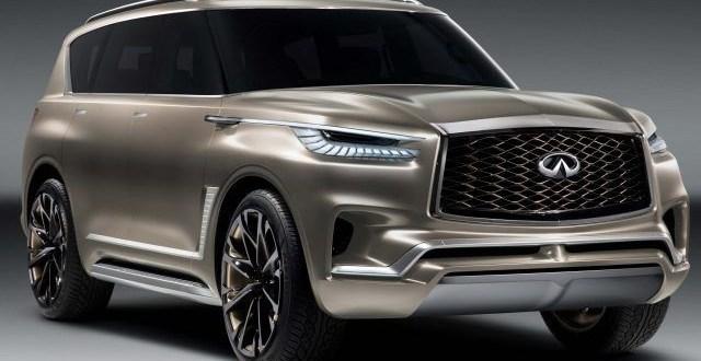 2019 Infiniti QX80 Price Interior 2019 And 2020 New SUV