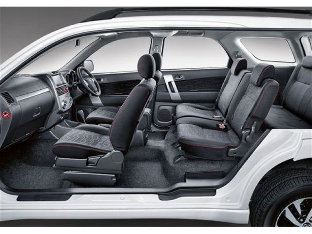 2018 Toyota Rush Interior 2019 And 2020 New Suv Models