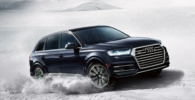 2019 Audi Q7 Review, Price, Interior - 2019 and 2020 New SUV Models