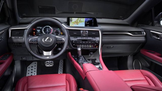 2019 Lexus Rx 350 Interior 2019 And 2020 New Suv Models
