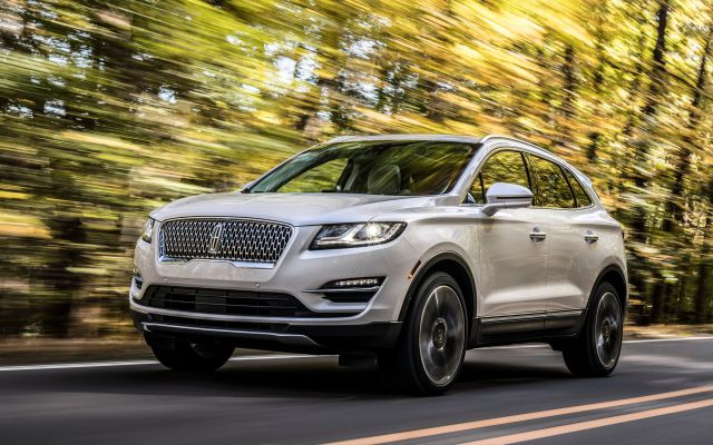 2019 Lincoln MKC Is the new Luxury Crossover - 2019 and 2020 New SUV Models