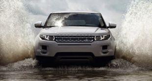 2019 Range Rover Evoque MK2 front