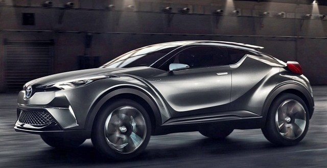 2019 Toyota C-HR Review, Hybrid - 2019 and 2020 New SUV Models