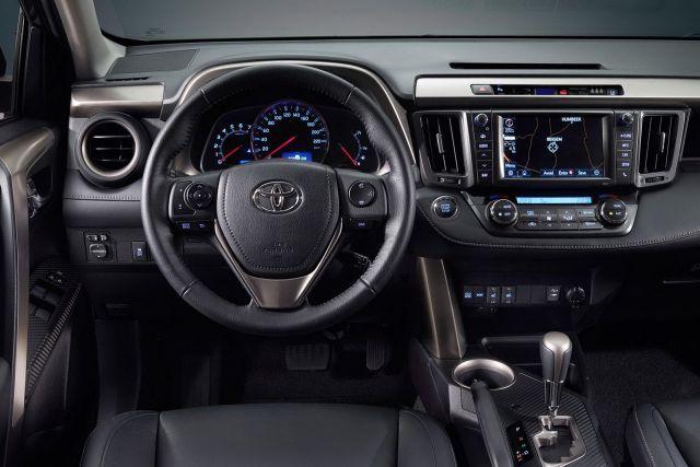 2019 Toyota RAV4 interior - 2020, 2021 and 2022 New SUV Models