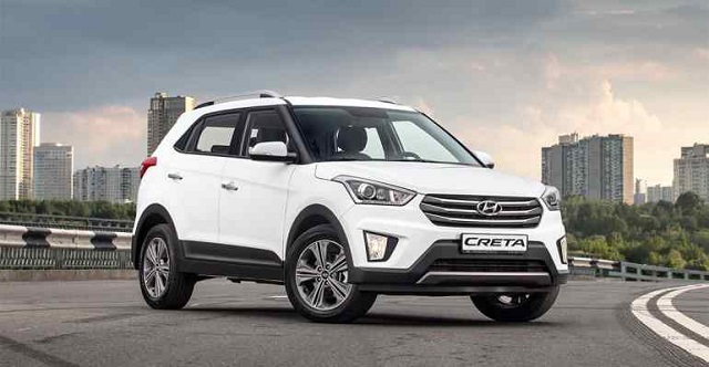 2019 hyundai creta - 2019 and 2020 New SUV Models