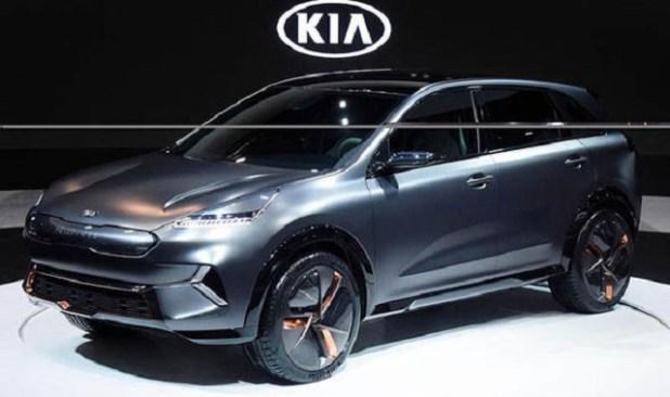 2019 kia niro EV specs