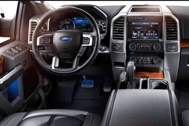 2020 Ford Bronco interior - 2019 and 2020 New SUV Models