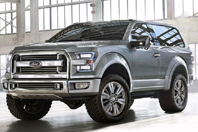 2020 Ford Bronco - 2019 and 2020 New SUV Models