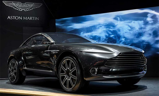 aston martin dbx suv concept review - 2019 and 2020 new suv models