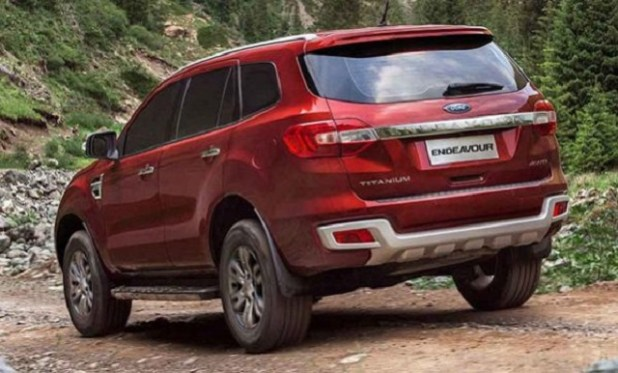2018 ford endeavour price, india - 2020, 2021 and 2022 new