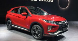 2019 Mitsubishi Eclipse Cross front