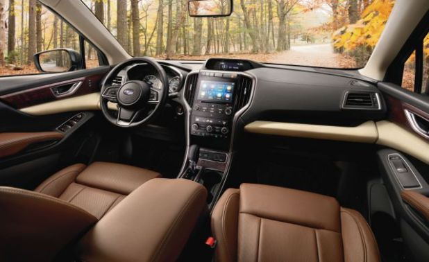 2019 Subaru Ascent interior