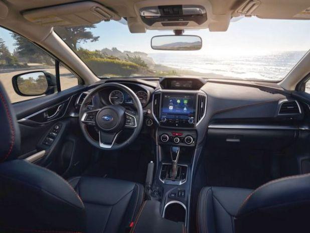 2019 Subaru Crosstrek interior