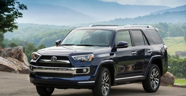 Gmc Acadia Limited >> 2019 Toyota 4Runner Trims Features, Price - 2019 and 2020 ...