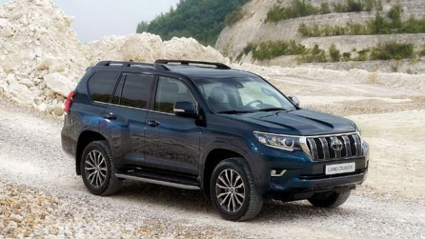 2019 Toyota Land Cruiser Redesign - 2019 and 2020 New SUV ...
