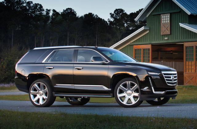 2020 Cadillac Escalade And Escalade Esv Will Get An Independent Rear Suspension 2019 And 2020