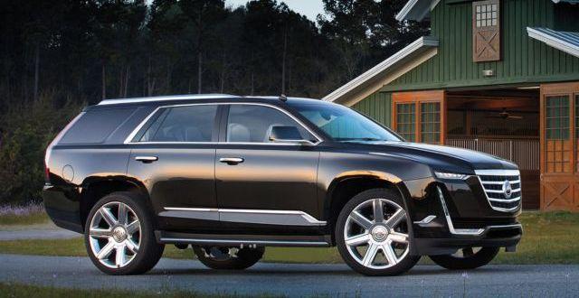 2020 Cadillac Escalade and Escalade ESV Will Get An ...