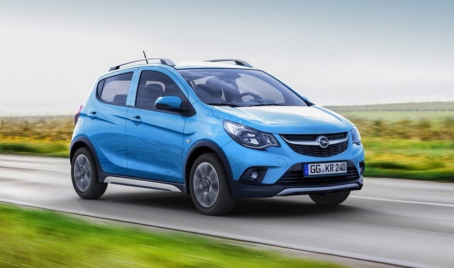 2018 Opel Karl EV Review and Price - 2019 and 2020 New SUV Models