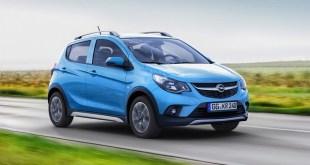 2018 Opel Karl EV specs