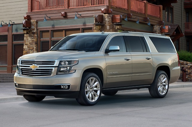 2019 Chevrolet Suburban - 2019 and 2020 New SUV Models