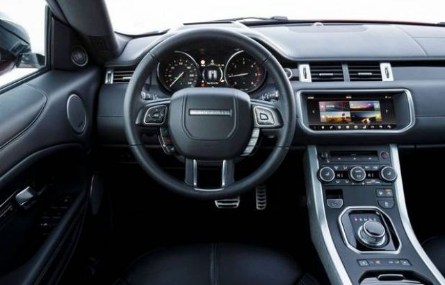 2019 Land Rover Discovery Sport interior - 2019 and 2020 ...